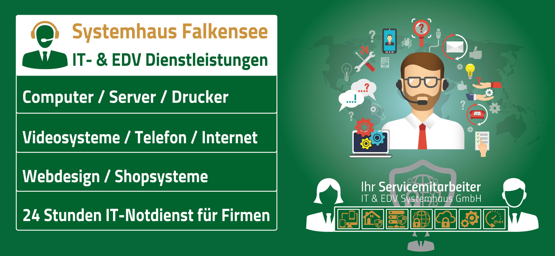 Computer Service Falkensee